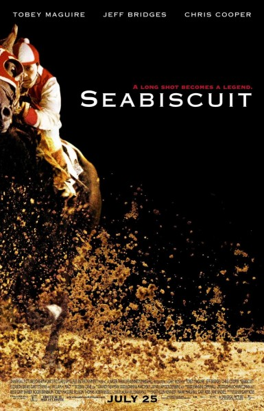 Seabiscuit movie font