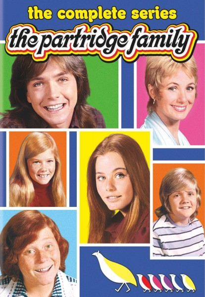 The Partridge Family movie font