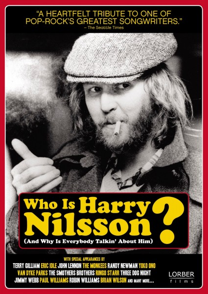 Who is Harry Nilsson movie font