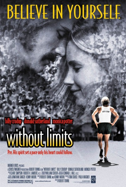 Without Limits movie font