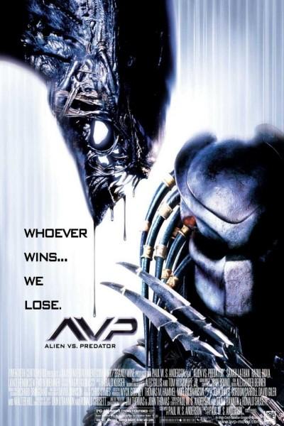 Alien vs. Predator movie font