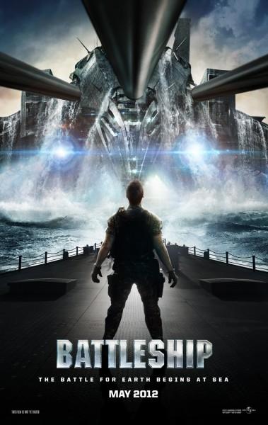 Battleship movie font