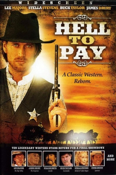 Hell to Pay movie font