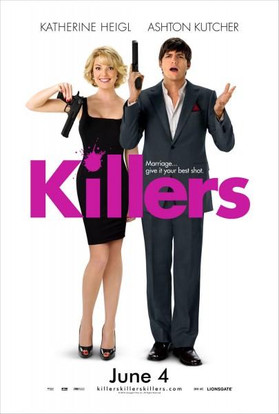 Killers movie font