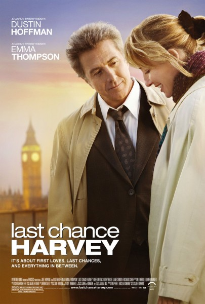 Last Chance Harvey movie font