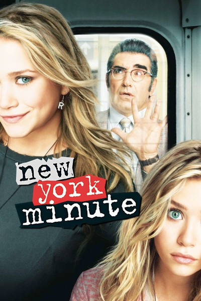 New York Minute movie font