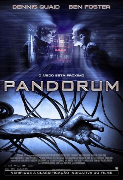 Pandorum movie font