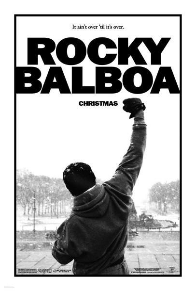 Rocky Balboa movie font