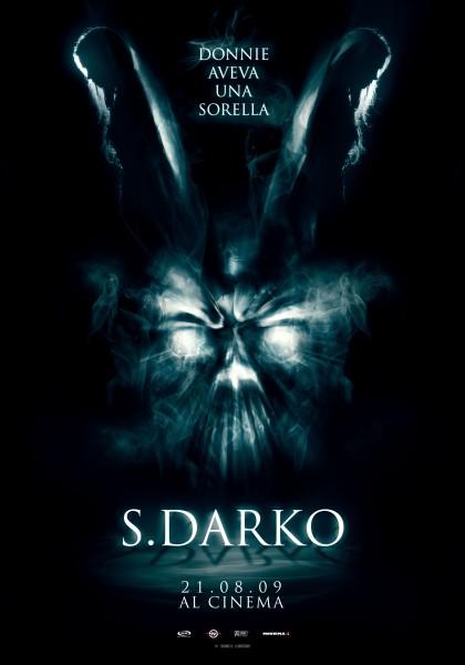S. Darko movie font
