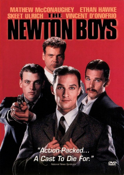 The Newton Boys movie font