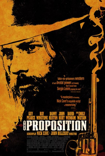The Proposition movie font