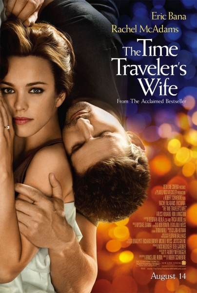 The Time Traveler's Wife movie font
