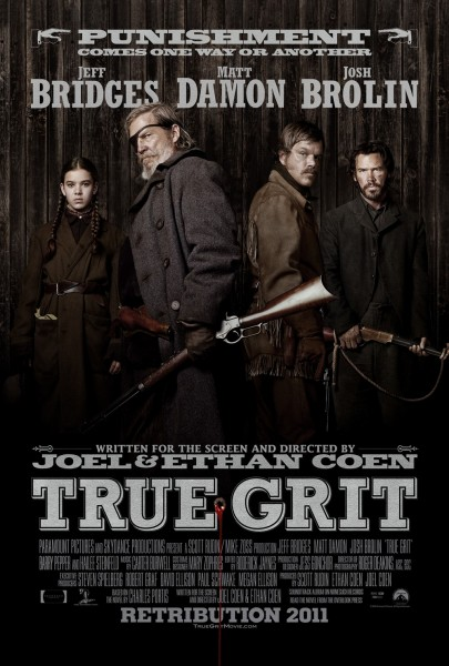 True Grit movie font