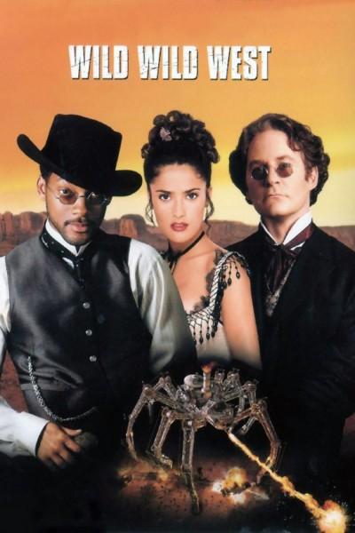 Wild Wild West movie font