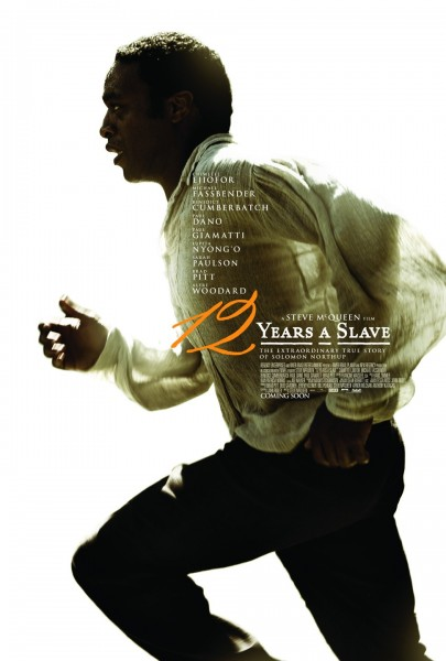 12 Years a Slave movie font