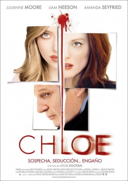 Chloe movie font