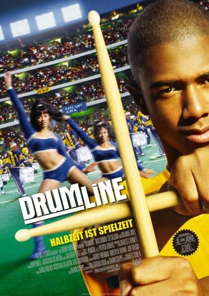 Drumline movie font