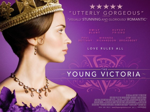 The Young Victoria movie font