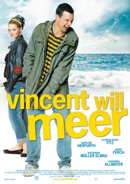 Vincent will meer movie font