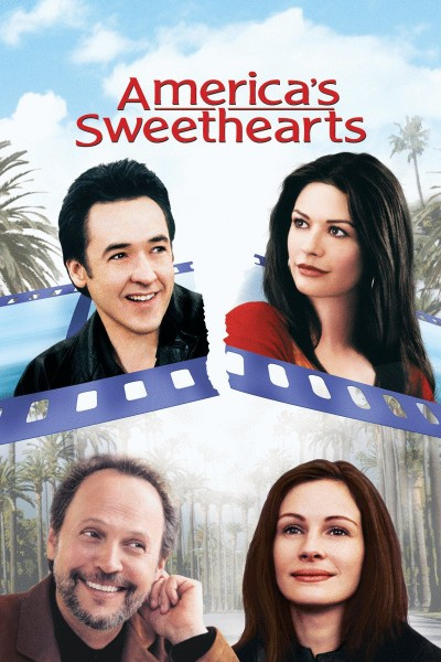 America's Sweethearts movie font