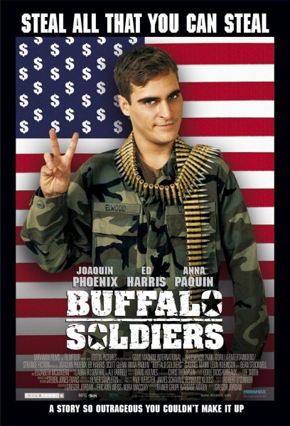Buffalo Soldiers movie font