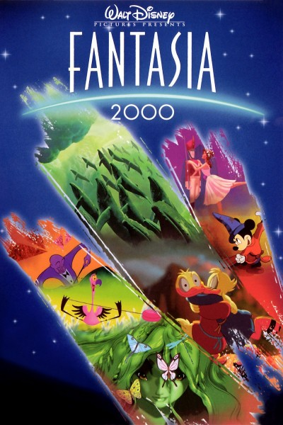 Fantasia/2000 movie font
