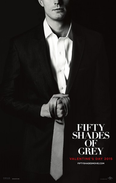 Fifty Shades of Grey movie font