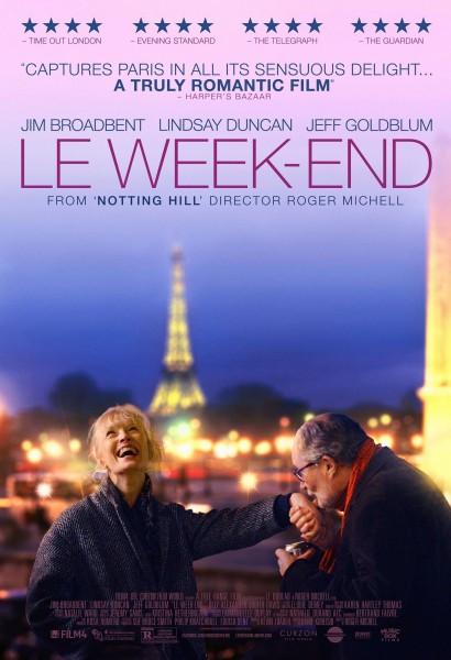 Le Week-End movie font