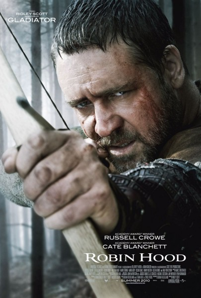 Robin Hood movie font