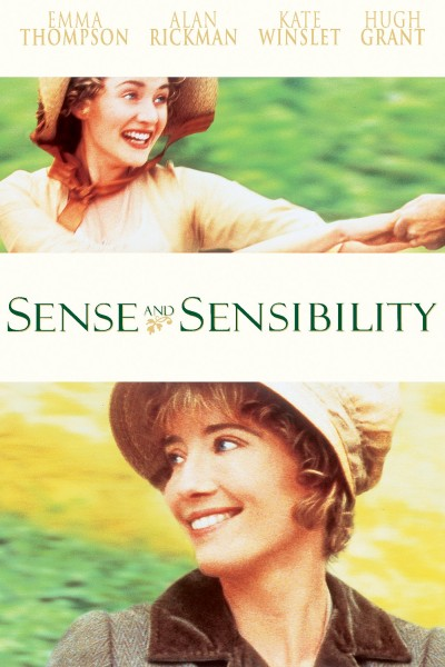 Sense and Sensibility movie font
