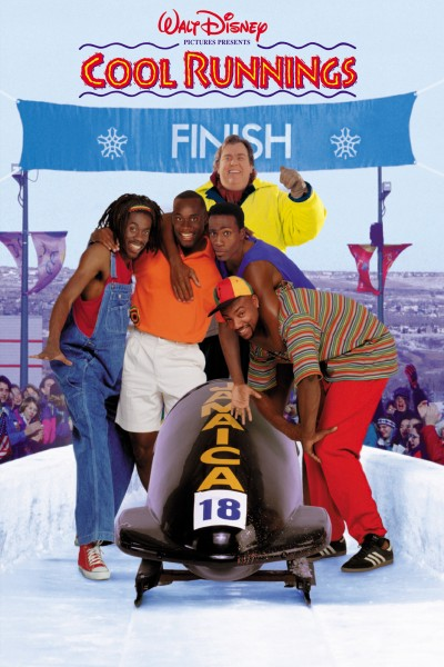 Cool Runnings movie font