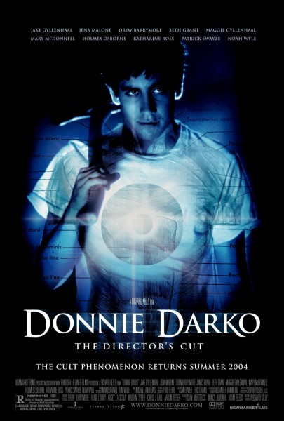 Donnie Darko movie font