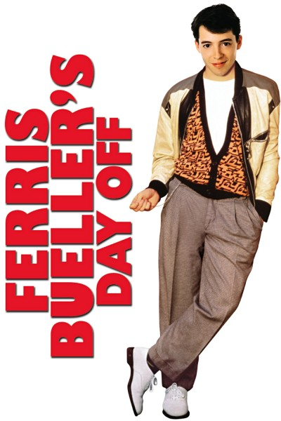 Ferris Bueller's Day Off movie font