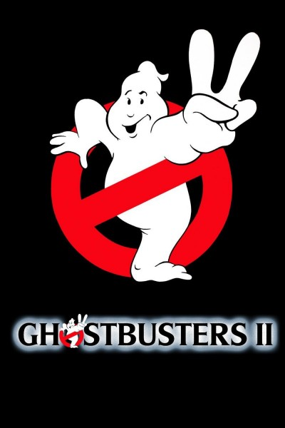 Ghostbusters II movie font