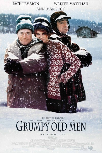 Grumpy Old Men movie font
