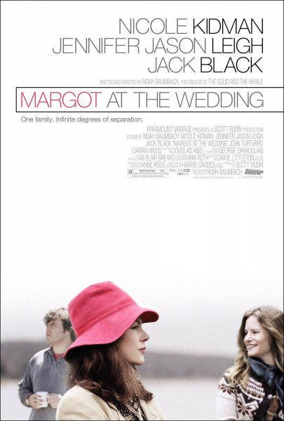 Margot at the Wedding movie font