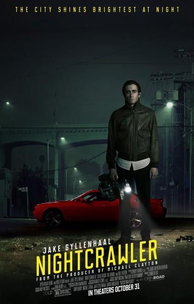Nightcrawler movie font