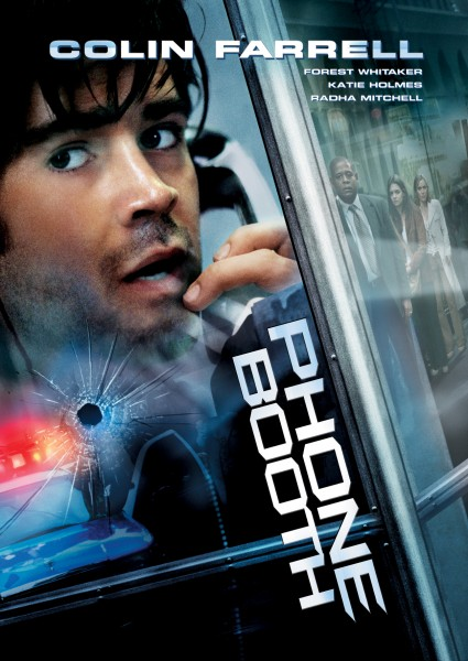 Phone Booth movie font