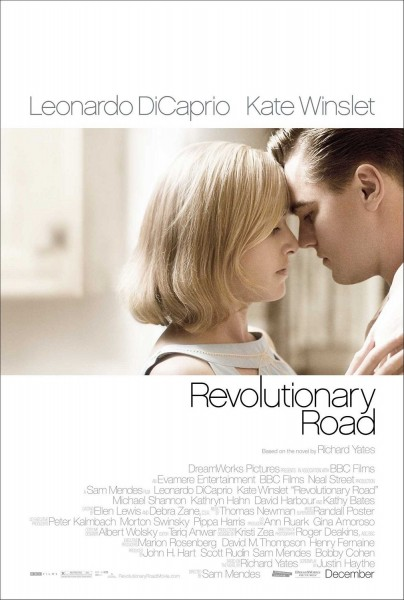 Revolutionary Road movie font