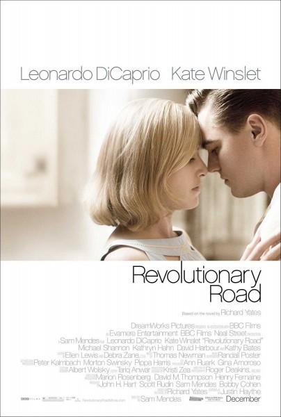 Revolutionary Road movie font