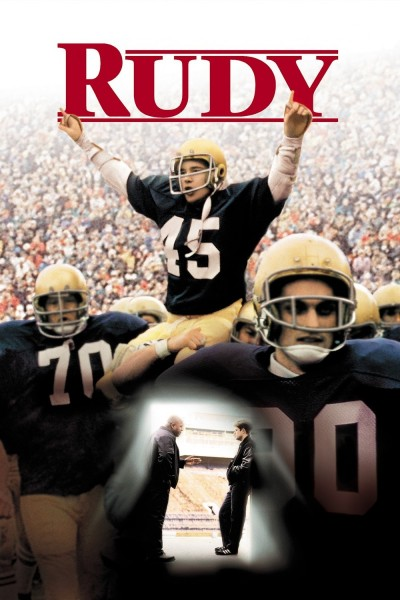 Rudy movie font