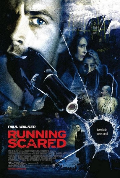 Running Scared movie font