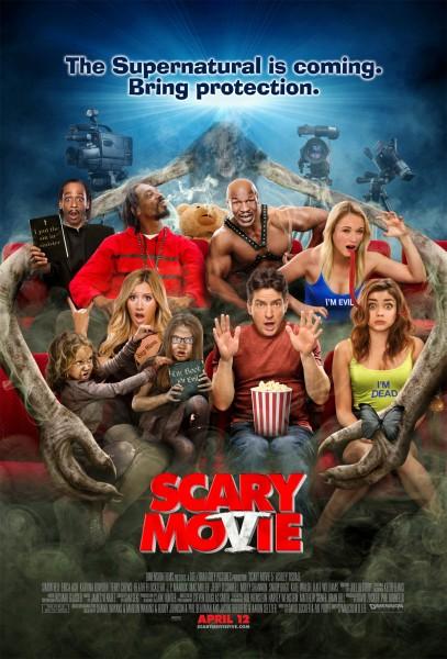 Scary Movie 5 movie font