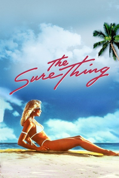 The Sure Thing movie font