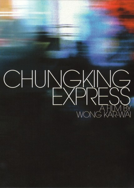 Chungking Express movie font