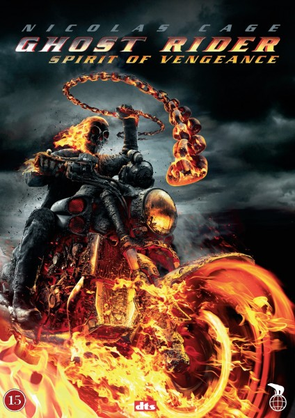 Ghost Rider: Spirit of Vengeance movie font