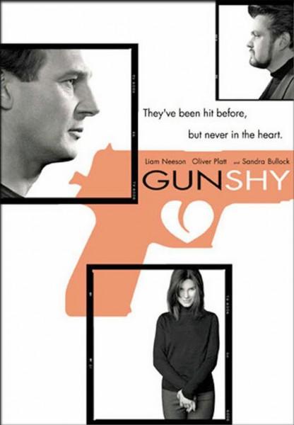 Gun Shy movie font