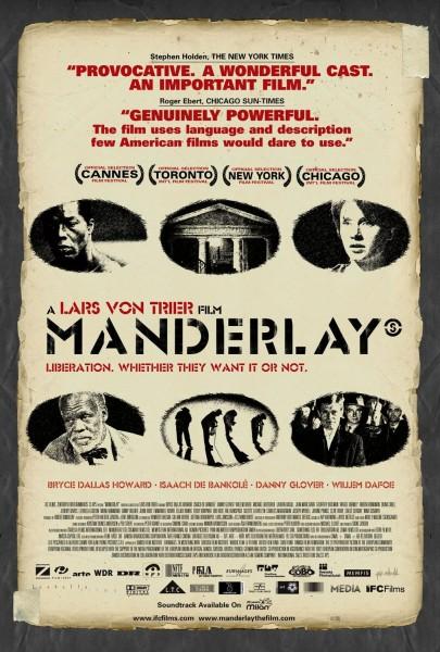 Manderlay movie font