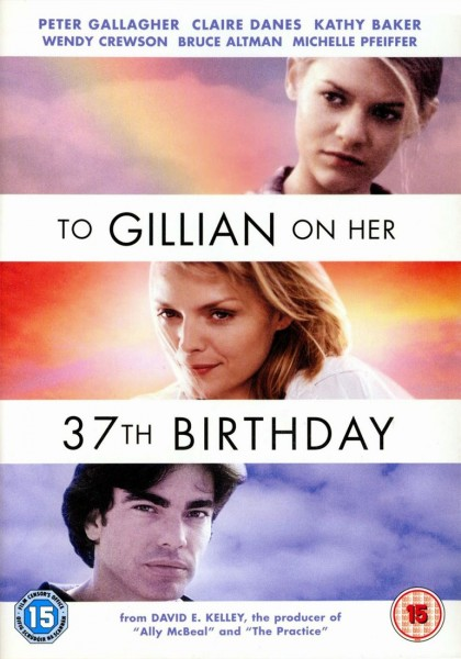 To Gillian on Her 37th Birthday movie font