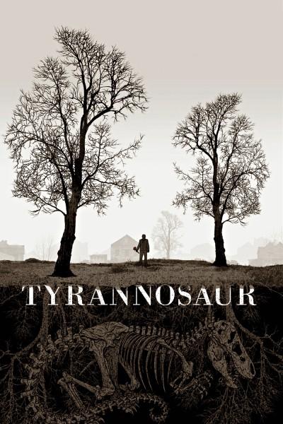 Tyrannosaur movie font